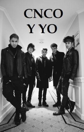 CNCO Y YO by matiasmaldonadodiaz