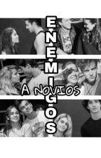Enemigos a Novios (Ruggarol, Gaslena, Michaentina, Liana, Aguslina y Jorgiara) by soylunastoriel