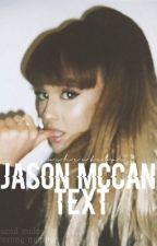 Jason McCann Text by bbygirlfenty