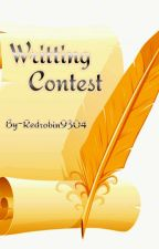 Writing Contests by Redrobin9304