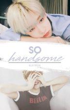 So handsome ✧ wonho x luhan. by elhykun