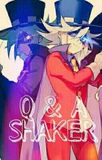 Kaitou Joker [Q n A for the Shaker Couples] by SHAKER_FANCLUB