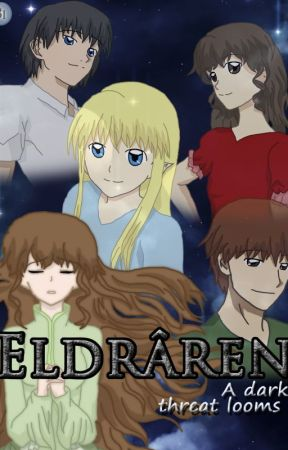 Eldrâren - A dark threat looms by MariSergov