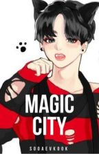 Magic City ?_KookV by SooAe_vkook