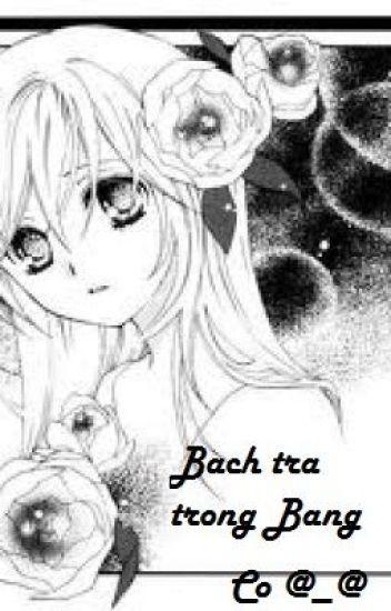Bạch trà trong băng