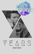 Years {Glee/Klaine} by boxed-klaine