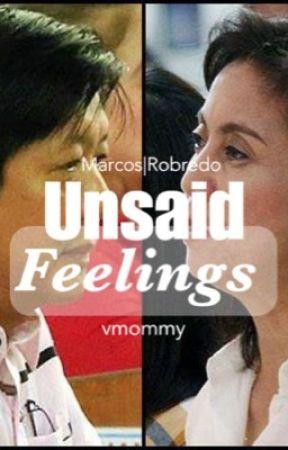 Unsaid Feelings  by vmommy