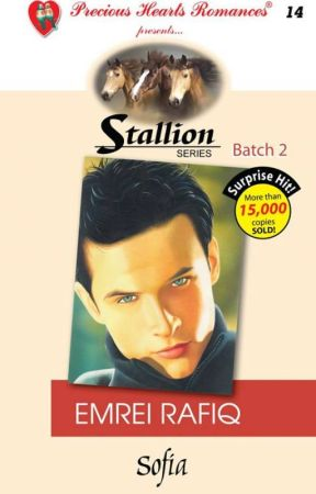 Stallion Series 14: Emrei Rafiq Complete (Unedited) by sofia_jade6