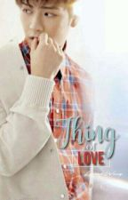 Things Of Love |Jackson Wang| by LacushWang