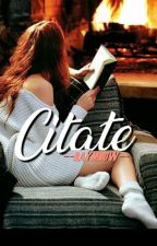 Citate by --Raymbow--