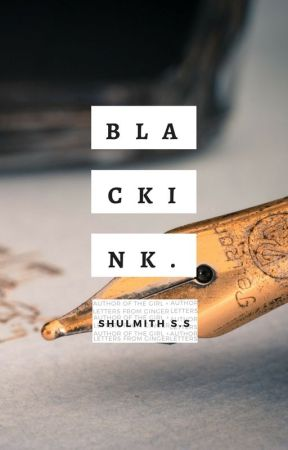 Black Ink by shutheauthor