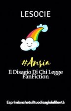 Il disagio di chi legge fanfiction by LeSocie