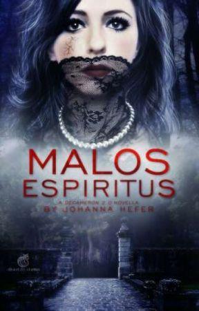 Malos Espiritus by johannahefer