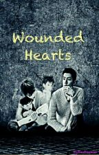Wounded Hearts by baebeenini