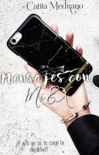 Mensajes con mi EX; J.jk by Vkook_JackBam21