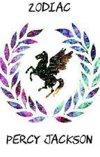 ~Zodiac Percy Jackson~ by _Heroska_