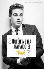 ¿¡Quién me ha rapado el tupé!? • Freddy Huerta • [Terminada] by ariwatermelon