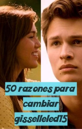 50 Razones Para Cambiar by gisselleled15