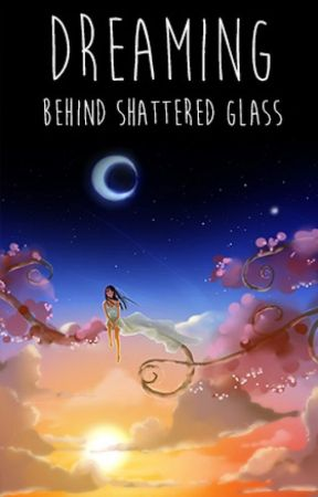 Dreaming behind shattered glass by JosefineKraus