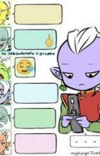 el whatsapp de los kaioshin de los 12 universos{pedido} by victorelbebe