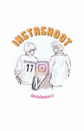 Instashoot (Larry Stylinson AU) by jungkooksv