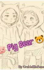 PigBear (Otayuuri) by GrabielillaBana