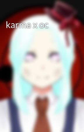 karma x oc by LyokoAckerman