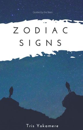 Zodiac Signs by CakecakesFF