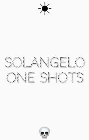 Solangelo One Shots by galaxydog290
