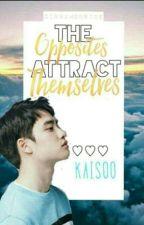 ⚘ The Opposites Attract Themselves ⚘ || Kai¡soo [EM REVISÃO] by cinnamonrice