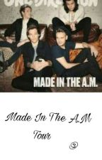 Made In The A.M Tour  by oopsitskiwi