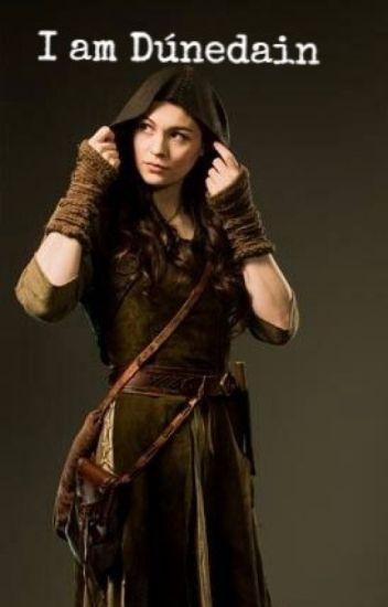 I am a Dúnedain - Aragorn love story