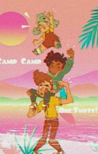 Camp Camp Imagines! by -brokenrecord-
