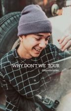 Why Don't We Tour // Daniel Seavey by dreamincuties
