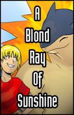 A Blond Ray of Sunshine by Antoshi
