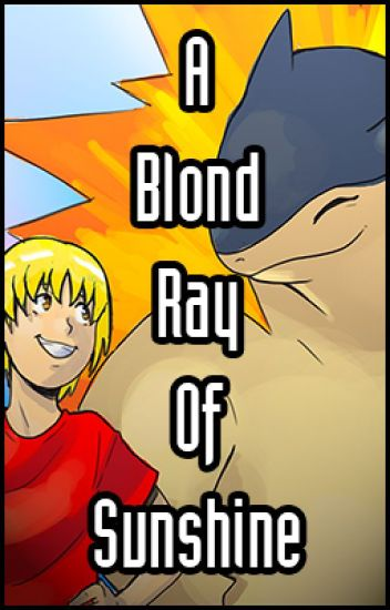 A Blond Ray of Sunshine