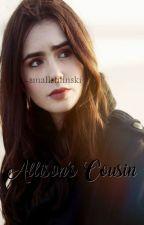 Allison's cousin↯ TEEN WOLF  1  by -smallstilinski