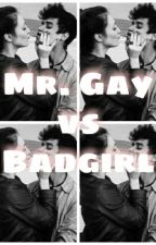 Mr. Gay vs Badgirl by bubbleteasehunoh