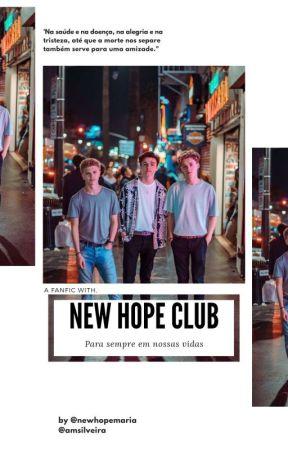New Hope Club: Pra sempre em nossas vidas by newhopemaria