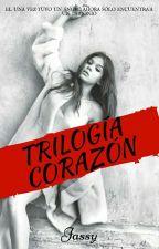 Trilogía Corazón by AdrianaRmzz