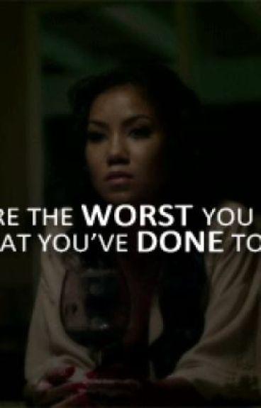 Jhene Aiko Lyrics The Worst The Worst |Jhene Aiko ...