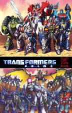 Transformers Prime Truth and Dare Book by MakaylaSutherland