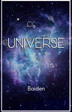 Universe  |Kyuwook| by Baiden-