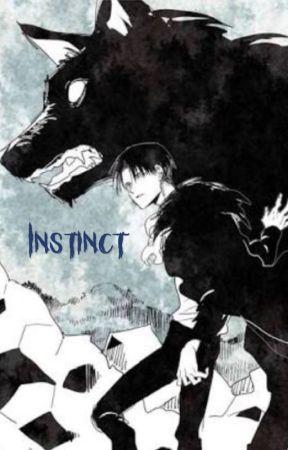 Instinct (Alpha Levi x Omega Eren) by InsertName98
