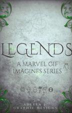 Legends ⇢ marvel gif imagines¹ by Adeela_Defan_TVD