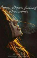 Senja Dipenghujung Desember by aliaprwra