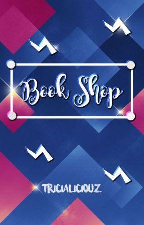 Tricialiciouz's Book Shop (OPEN) by tricialiciouz