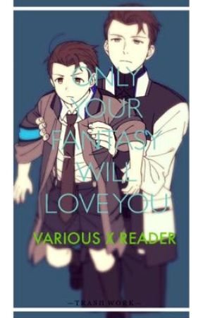 various X reader 【OneShots】 - ||-message and bloopers