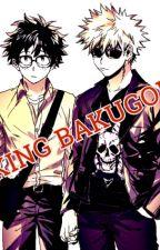 King Bakugou by AngelGefallen
