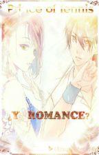 Principe del tenis: Romance. by olenamanko0